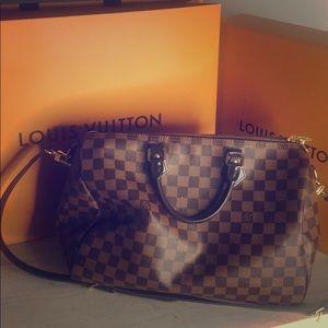 Louis Vuitton Speedy Bandouliere 35